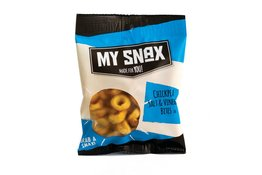 My Snax My Snax Salt & Vinegar 18g