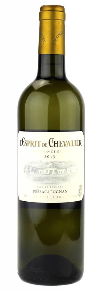 L'Esprit de Chevalier L'Esprit de Chevalier - Blanc 2013, Bordeaux Blanc, Pessac-Leognan, Bordeaux, France