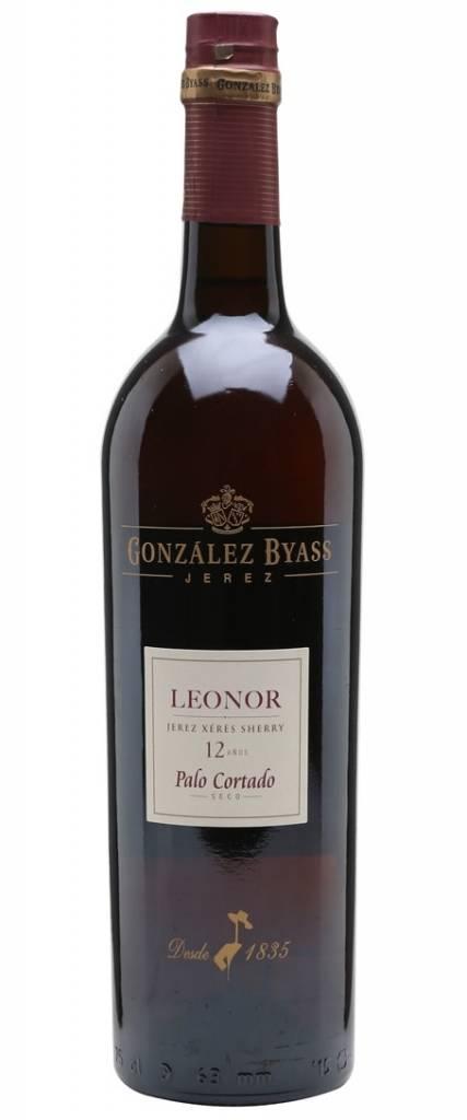 González Byass González Byass NV Leonor Palo Cortado 12yrs Palomino 375ml