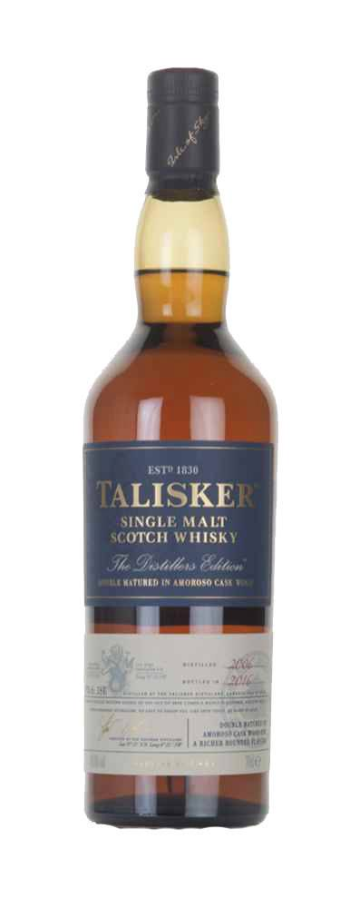 Talisker Talisker Distillers Edition 2016, Single Malt Scotch Whisky, Island