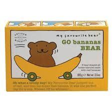 Artisan Biscuits Artisan Biscuits  - Go Bananas Bear