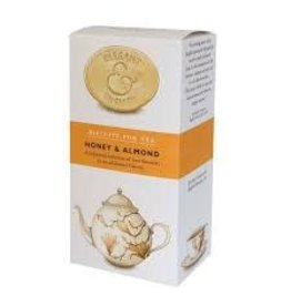 Artisan Biscuits Artisan Biscuits Elegant & English - Honey & Almond 125g