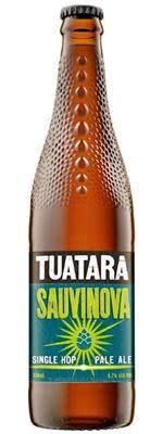 Tuatara Tuatara Sauvinova Single Hop Pale Ale