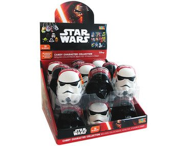 Star Wars Star Wars Character Collection Heads 10g