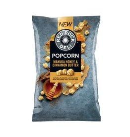 Red Rock Deli Red Rock Deli Popcorn Manuka Honey 120g