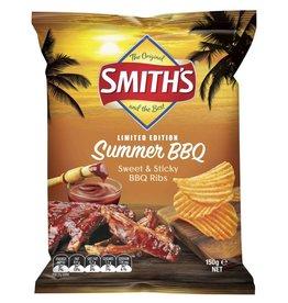 Smith Smith's Crinkle Cut BBQ Ribs 150g