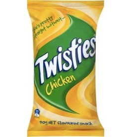Twisties Twisties Chicken 100g