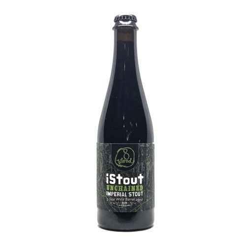 8Wired Brewing 8Wired iStout Unchained Imperial Stout