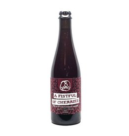 8Wired Brewing 8Wired Fistful of Cherries Sour Ale