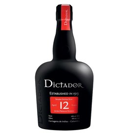 Dictador Dictador 12 Years Solera System Rum