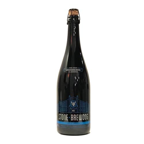 Stone Brewing Stone x BrewDog - Super Bashah Black Belgian Double IPA