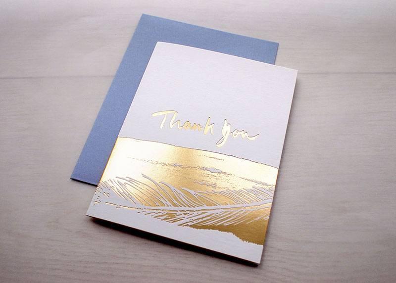 Ditto Ditto Ditto GCM002 Precious Thank You Card