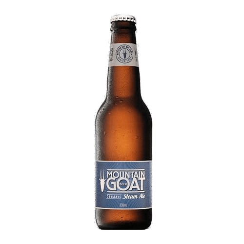 Mountain Goat Mountain Goat Organic Steam Ale