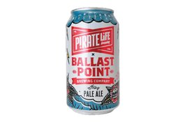 Pirate Life Pirate Life x Ballast Point, Strong Pale Ale