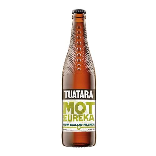 Tuatara Tuatara Mot Eureka New Zealand Pilsner