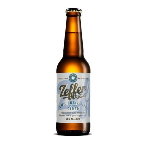 Zeffer Zeffer Two Point Five Cider