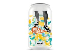 Heroes Beer Heroes Beer AP-09 One Star Scotch Ale