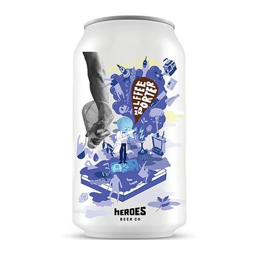 Heroes Beer Heroes Beer Co Hunk Sir Milffee Porter
