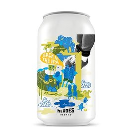 Heroes Beer Heroes Beer HYGGE BROS Back to the IPA