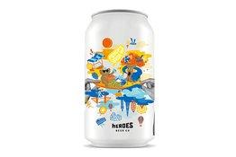 Heroes Beer Heroes Beer Munchy and Poshy Pale Ale