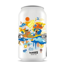 Heroes Beer Heroes Beer Munchy and Poshy Pale Ale
