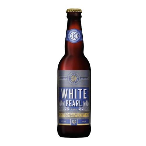 Hong Kong Beer Hong Kong Beer White Pearl White Ale
