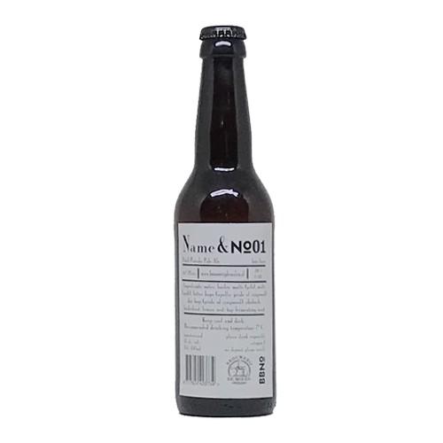 Brouwerij de Molen de Molen/ Brew by Numbers Collab Name & No. 01 Pale Ale
