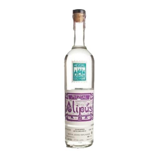 Alipus San Alipus San Baltazar Guélavila Blanco Mezcal