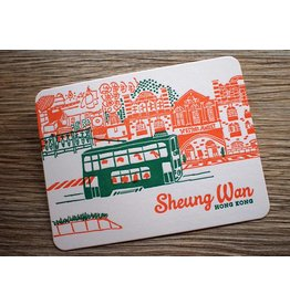 Ditto Ditto Ditto Postcard Sheung Wan
