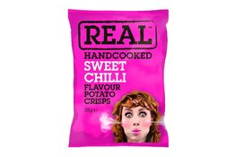 REAL Handcooked REAL Sweet Chilli 35g