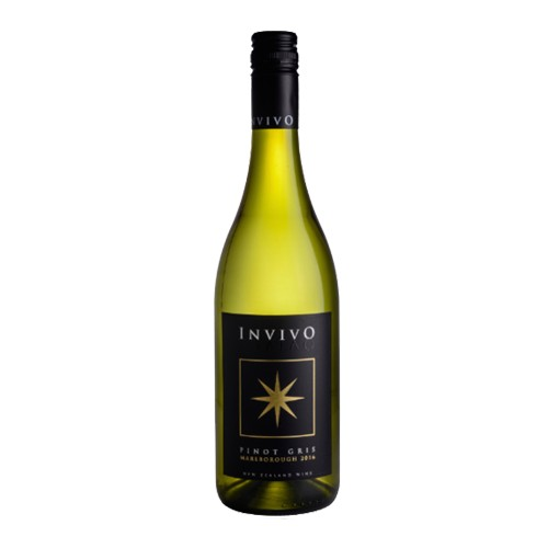Invivo Invivo Wines Pinot Gris 2017, Marlborough, New Zealand