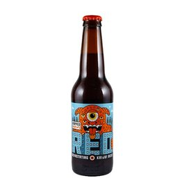 Kaiju! Kaiju Hopped Out Red Indian Red Ale