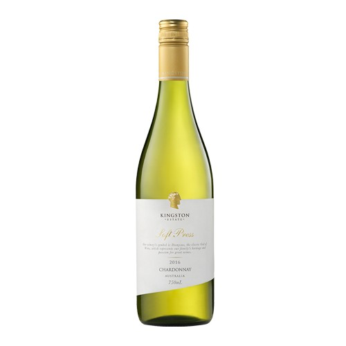 Kingston Estate Kingston Estate Soft Press Chardonnay 2016, Australia