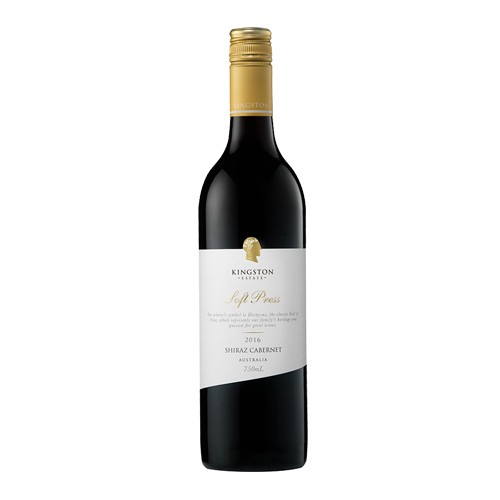 Kingston Estate Kingston Estate Soft Press Shiraz-Cabernet 2017, Australia