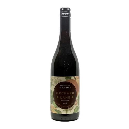 Orchard Lane Orchard Lane, Pinot Noir 2016, Marlborough, New Zealand