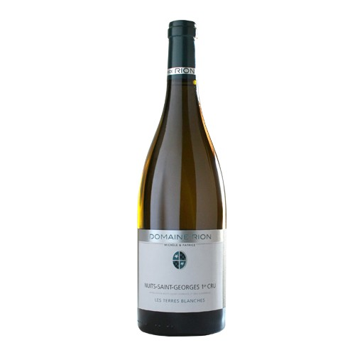 """Domaine Michèle et Patrice Rion Domaine Michele et Patrice Rion """"Les Terres Blanches"""" 2013, Chardonnay, Nuits-St-Georges 1er Cru, Burgundy, France"""