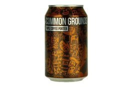 Magic Rock Magic Rock Common Grounds Triple Coffee Porter