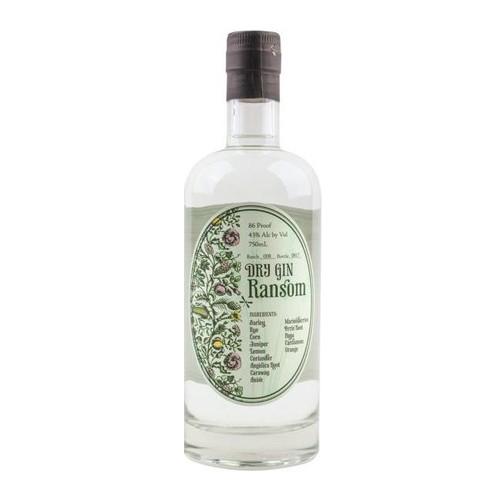 Ransom Spirits Ransom Dry Gin