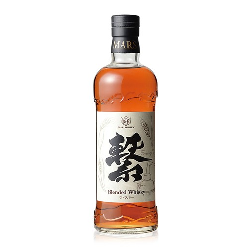 Shinshu Mars Mars Whisky Tsunagu Blended Japanese Whisky