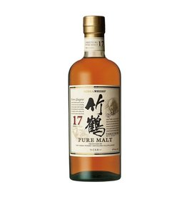 Nikka Whisky Nikka Taketsuru 17 Years Old Pure Malt Japanese Whisky
