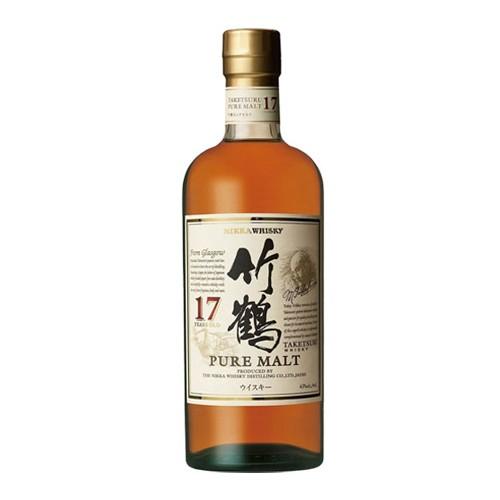Nikka Whisky Nikka Taketsuru 17 Years Old Pure Malt Japanese Whisky
