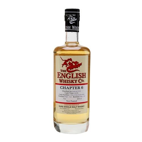 English Whisky Co. English Whisky Chapter 6 Single Malt Whisky, U.K