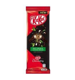 Kit Kat KitKat Mint Cream & Cookie Smash Block 140g