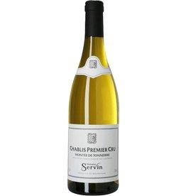 """Domaine Servin Domaine Servin  """"Montee de Tonnerre"""" 2016, Chardonnay, Chablis Premier Cru, Burgundy, France"""