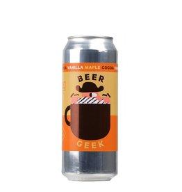 Mikkeller Mikkeller Beer Geek Vanilla Maple Cocoa Shake Impreial Stout - 500ml Can