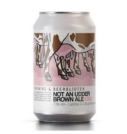 Beerbliotek Beerbliotek Not an Udder Brown Ale