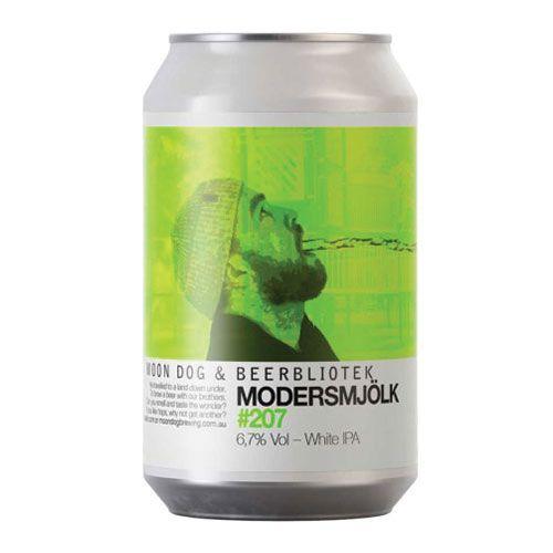 Beerbliotek Beerbliotek Modersmjolk White IPA