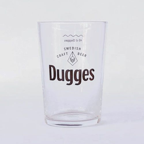 Dugges Dugges Beer Glass 500ml