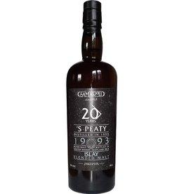 Samaroli Coilltean Samaroli Peaty 20 Year Islay Blended Malt Scotch