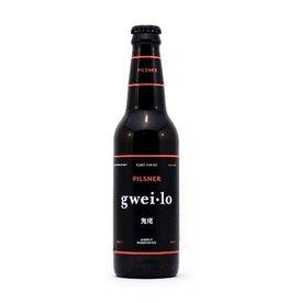 Gweilo Gweilo Beer Pilsner